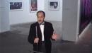 Fragment uitzending Sebastian Lopez bij fototentoonstelling in Aorta
